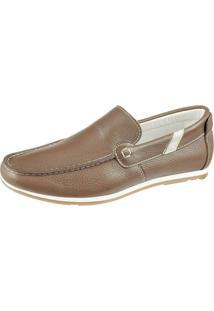 0044cb40dc ... Sapato Bmbrasil Mocassim - Masculino-Tabaco