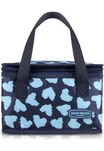 Bolsa Térmica Bem-Estar Jacki Design - Unissex-Azul