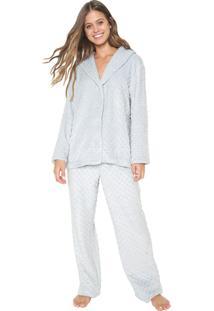 Pijama Any Any Jessica Azul