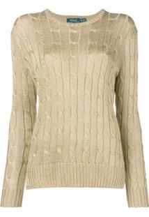 9c73a724c3 Suéter Algodao Polo Ralph Lauren feminino