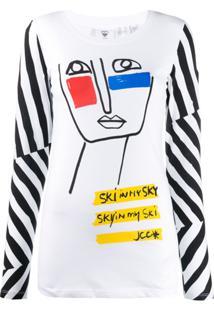 Rossignol Blusa Jc De Castelbajac Women Sky In Ski - Branco
