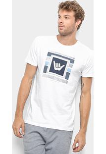 Camiseta Hang Loose Silk Logostripe Masculina - Masculino