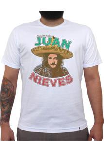 Juan Nieves - Camiseta Clássica Masculina