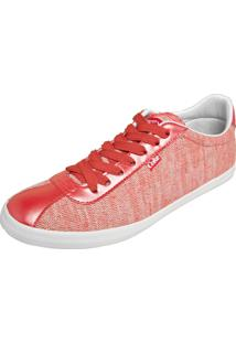 Tênis Coca Cola Shoes Spring Coral