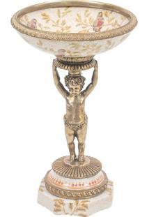 Enfeite Decorativo De Porcelana Le Petit Perle