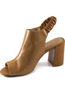 Sandália Sapato Show Open Boot Feminino - Feminino