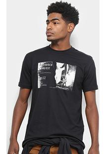 Camiseta Nicoboco Slim Fit Edimburgo Masculina - Masculino