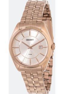 Relógio Feminino Orient Frss1038-R1Rx Analógico 5Atm
