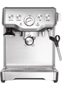Cafeteira Elétrica Tramontina By Breville Express Em Aço Inox 1,8 L