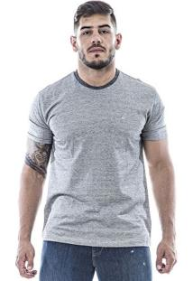 Camiseta Masculina Highstil Cinza