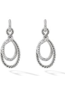 David Yurman Brinco Com Diamante 'Continuance' - Ssadi