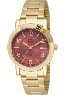 c3e15a8302e Relógio Analógico Fashion Transparente feminino