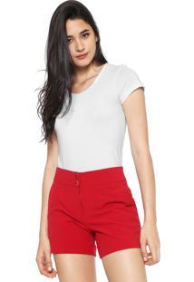 Camiseta Rovitex Básica Branca