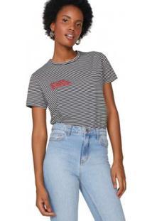 Camiseta Amaro Be The Person Feminina - Feminino