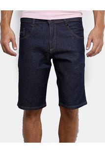 Bermuda Biotipo Super Escura Masculina - Masculino-Jeans