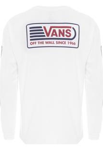 Camiseta Masculina Blendline - Branco