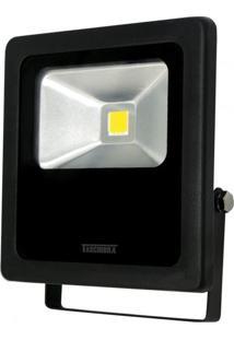 Refletor Led 30W Tr 3000K Luz Amarela Taschibra Bivolt