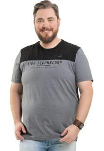 Camiseta Technology Preto Bgo