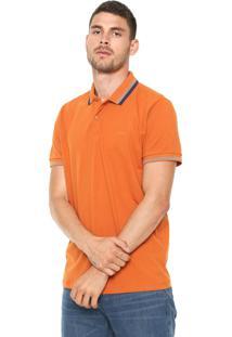 716d94c56 Camisa Pólo Colcci Laranja masculina | Moda Sem Censura