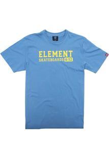 Camiseta Element Homage - Masculino