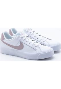 b05a07e33 ... Tênis Nike Court Royale Branco Feminino 38