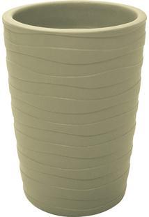 Vaso De Plástico Grego-S Areia - Tramontina