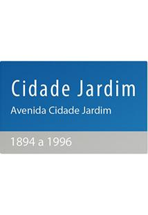 Jogo Americano (Kit 4 Unidades) Rua Cidade Jardim