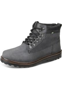 Bota Work Eco Canyon Five Cinza