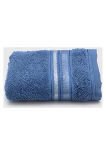 Toalha De Rosto Santista Home Design Star 50Cmx70Cm Azul