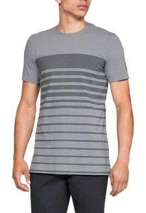 Camiseta Under Armour Sportstyle Stripe 1310571-035 - Masculino