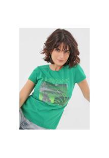 Camiseta Forum Mainframe Verde