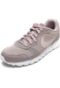 Tênis Nike Sportswear Md Runner 2 Se Marrom