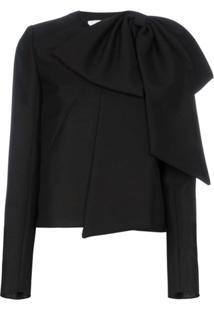Givenchy Blusa Oversized - 001 Black