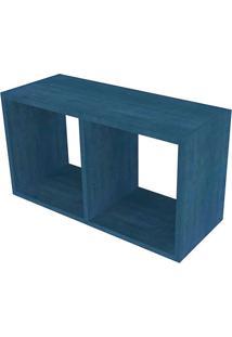 Nicho Retangular Nidi Azul