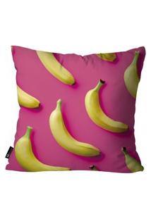 Capa Para Almofada Mdecore Frutas Pink 55X55