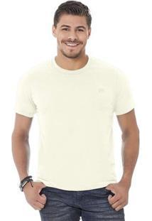 Camiseta Masculina Bege