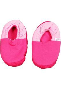 8b2477d1b8b1cb Dafiti Pantufa Bebenet Color Pink