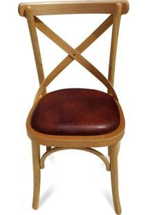 Cadeira Paris Inspirada No Design De Michael Thonet