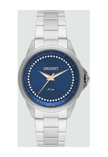 Relógio Feminino Strass Orient Fbss0056 D1Sx