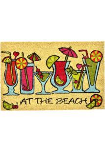 Capacho Decorando Com Classe At The Beach