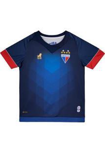 Camisa Leão 1918 Fortaleza I 2019 Juvenil - Masculino