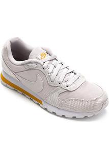 Tênis Nike Md Runner 2 Se Feminino - Feminino-Off White
