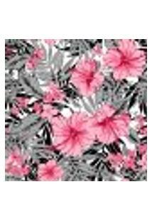 Papel De Parede Autocolante Rolo 0,58 X 3M - Flores 286834517