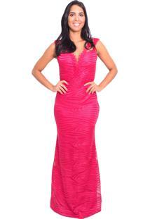 79cef76a4 Vestido Llas Rosa feminino   Shoelover