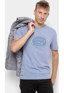 Camiseta Lacoste Masculina - Masculino