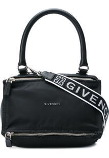 Givenchy Bolsa Transversal Pequena 'Pandora' - Preto