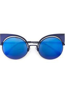 1a6feeb711140 Óculos De Sol Azul Fag feminino   Gostei e agora