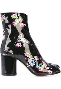 Maison Margiela Ankle Boot Tabi - Preto