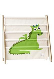 Rack Para Livros 3 Sprouts Dragão