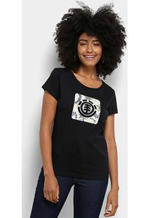 Camiseta Element Oasis - Feminina - Feminino